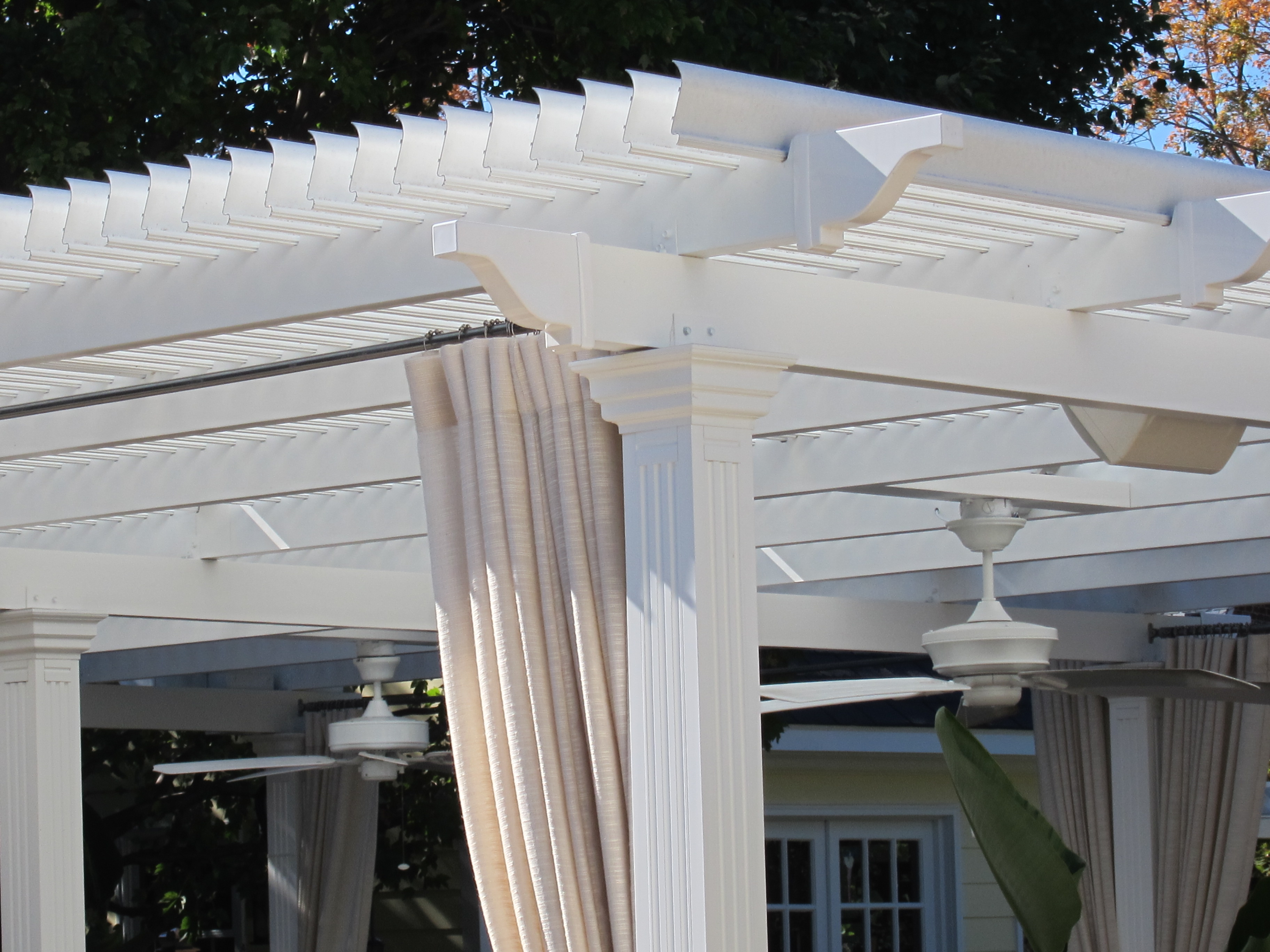 American Louvered Roofing Systems Virginia | Old Dominion Innovations ...