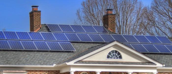 Net zero Hanover home with solar