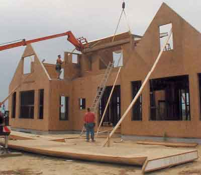 Sips construction house plans home design and style for Building a house with sip panels