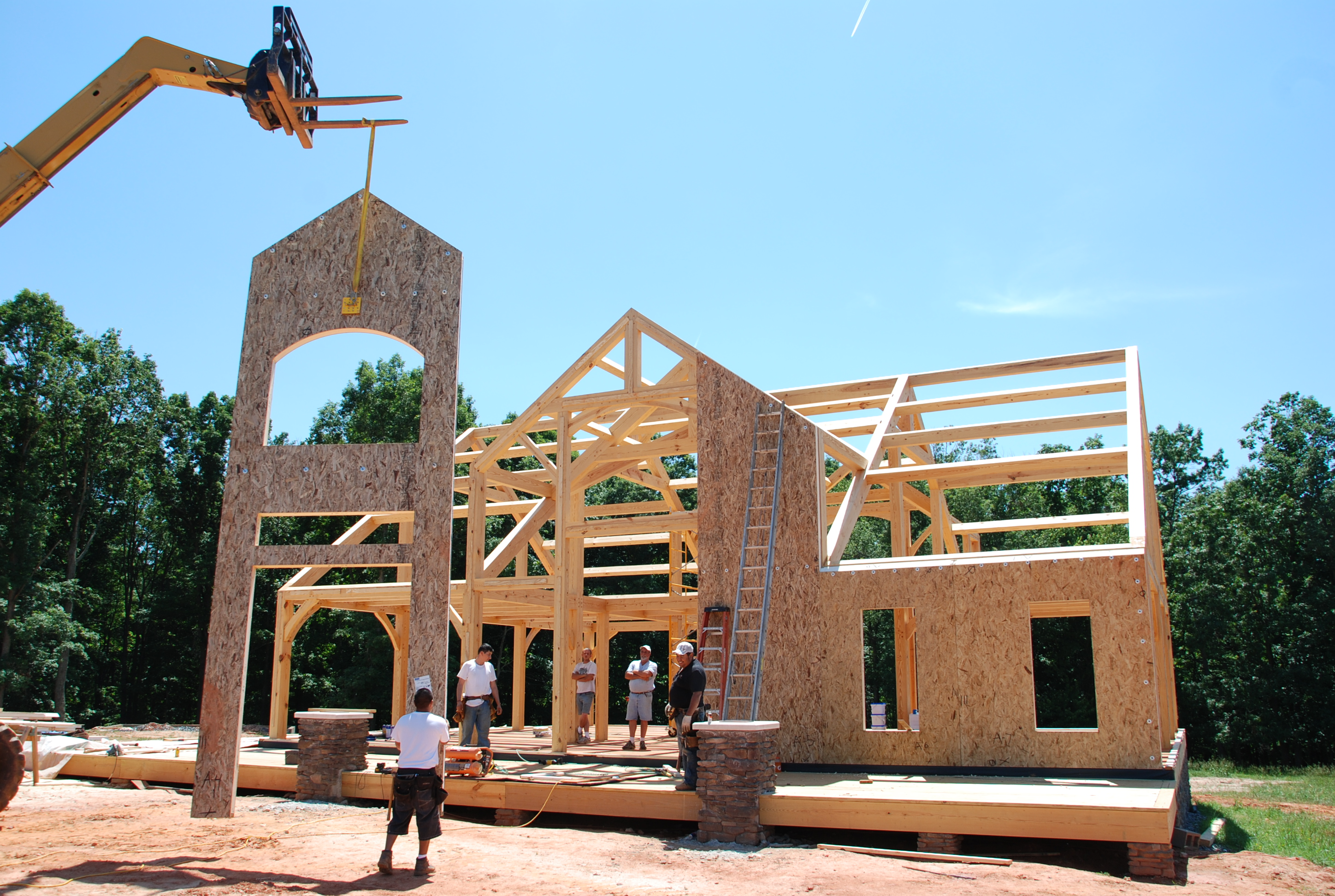 Virginia Structural Insulated Panels Installation Design